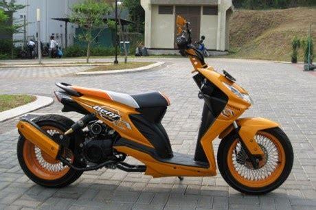Modifikasi Beat 2010 by Modifikasi Motor Honda Beat 2010 Informasi Terbaru Dan
