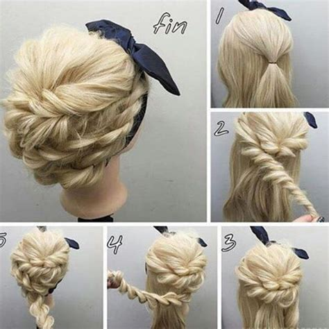 images  hair pictorial  pinterest updo