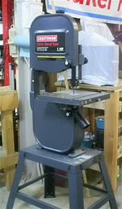 Craftsman 12in Band Saw