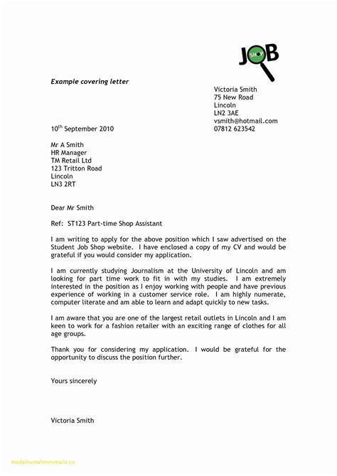 cover letter sample  sales assistant  cover letter