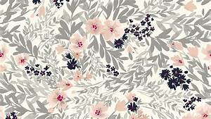 Free Floral Wallpaper Download! - Front + Main