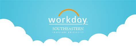 Workday at Southeastern
