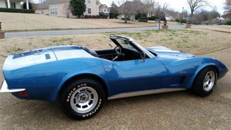 manual repair free 1972 chevrolet corvette seat position control chevrolet corvette convertible 1973 medium blue for sale 1x6723s422332 73 corvette convertible