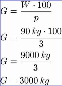 Grenzwert Berechnen Beispiele : prozentrechnung formeln prozentformel ~ Themetempest.com Abrechnung