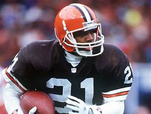 Former Browns RB Eric Metcalf Says He Will Always Be A