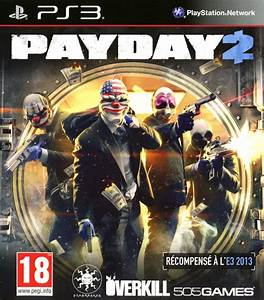 Payday 2 Sur PlayStation 3