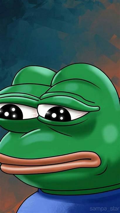 Sad Frog Wallpapers Memes Iphone Zedge Cool