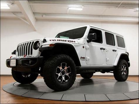 2020 Jeep Wrangler Jl by 2020 Jeep Wrangler Jl Release Price Msrp