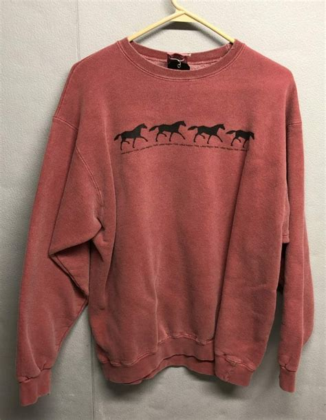 1438 sweatshirt comfort colors apparel riding clothing