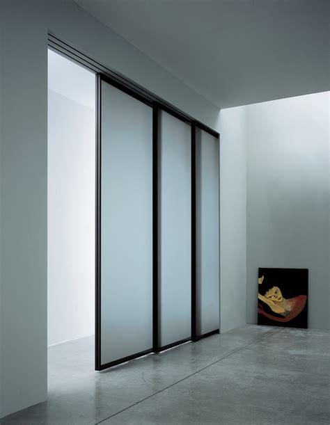 Contemporary Glass Closet Doors  Closet Design