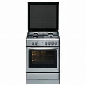 Cuisiniere Gaz 5 Feux : cuisiniere bompani 5 feux maison design ~ Edinachiropracticcenter.com Idées de Décoration