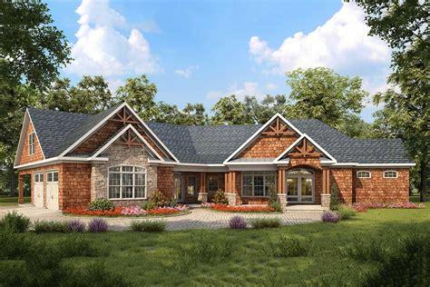 angled craftsman house plan  bonus expansion dk architectural designs house plans