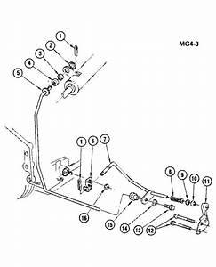 Chevrolet Monte Carlo Lever  Transmission Control