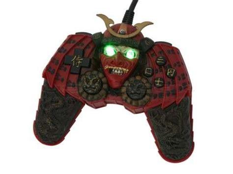 demonic game controllers  japanese warrior usb joypad