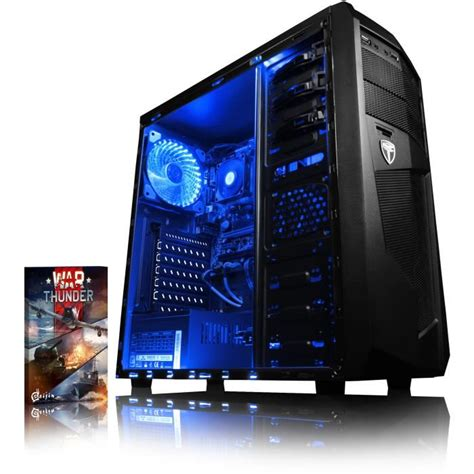 ordinateur de bureau gamer pas cher tour d ordinateur gamer prix pas cher cdiscount