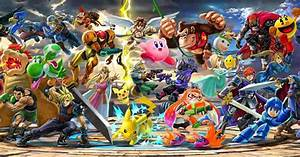 Super Smash Bros Ultimate La Lineup Dei DLC Stata Gi