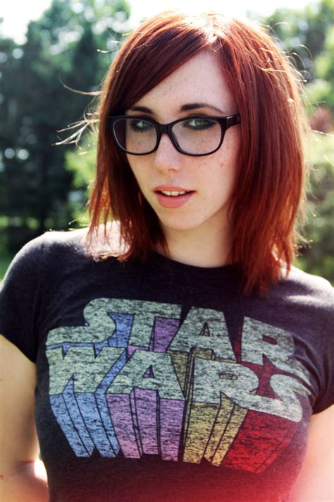 Nerdy Girl Pictures And Jokes Funny Pictures And Best