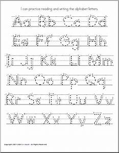 alphabet handwriting practice hand writing With handwriting tracing letters