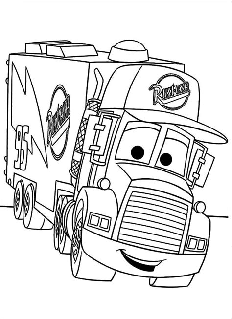 wheeler truck coloring pages  getcoloringscom  printable colorings pages  print