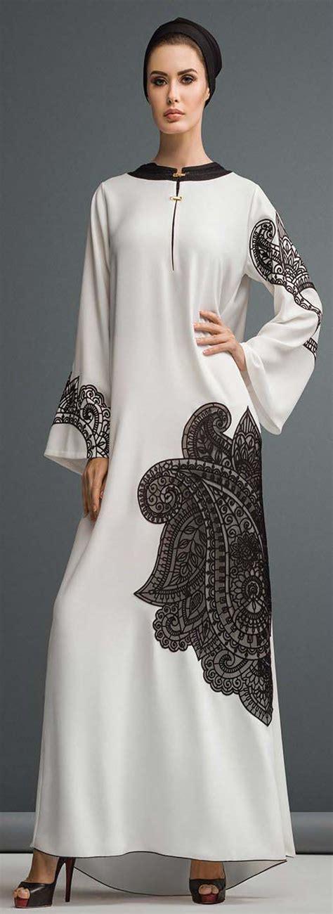 abaya chic dubai moderne et tendance cet 233 t 233 astuces baju muslim