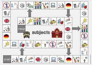 Farben Auf Englisch : spielfeld timetable subjects ideenreise blog ~ Orissabook.com Haus und Dekorationen