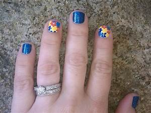 easy to do nail designs easy nail designs to do at home With easy at home nail designs for short nails
