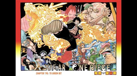 Foreshadow Of Zoro's Arc In One Piece Cover Page!