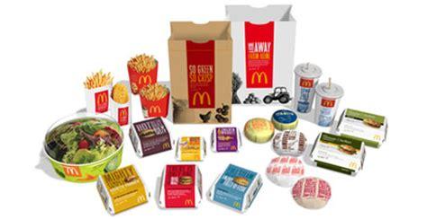 Design Business Association : McDonald's Global Packaging