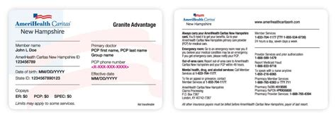 Keep in mind that this is only a sample card, and your card may look different. Group Number On Insurance Card Amerihealth / Individual ...