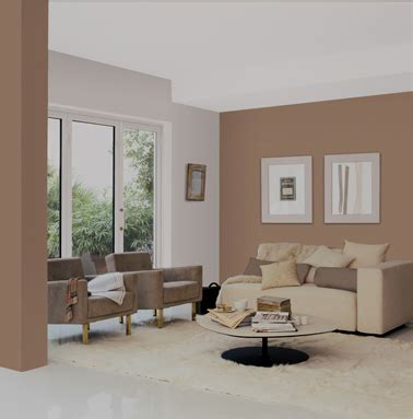 12 nuances de peinture gris taupe pour le salon