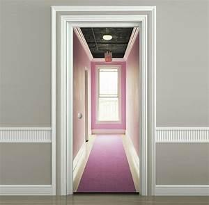 Papier Peint Magnétique : un nouveau papier peint magn tique pour porte blog ~ Premium-room.com Idées de Décoration