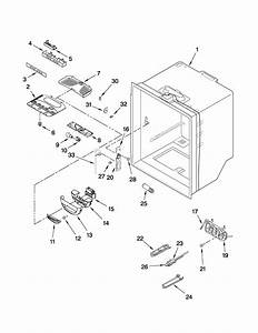 Kitchenaid Superba Refrigerator Parts List  U2013 Wow Blog
