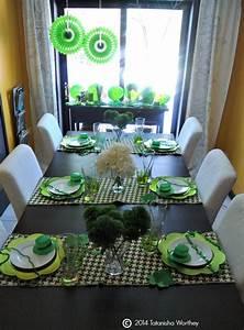 Saint Patrick's Day Table Decorating Ideas