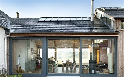 Living Large Cottage Extension Was No Ordinary Project