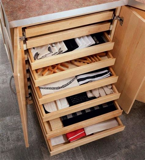 kitchen base cabinets with drawers browse kraftmaid kitchen storage solutions tableware 7726