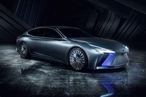Lexus Ls 2020 by Lexus Keeps An Eye Toward Future With Ls Concept
