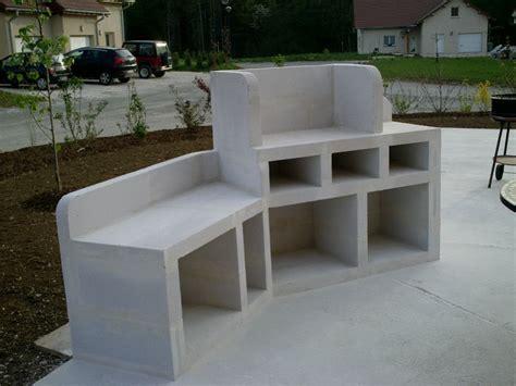 beton cellulaire en exterieur barbecue 19 jardin astuces b 233 ton cellulaire idee deco et jardini 232 res