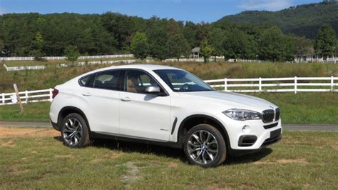Bmw Delivers A New Vision For The 2015 X6