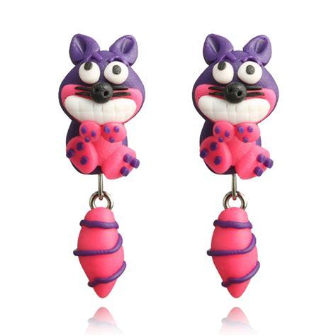 Meiteņu auskari- kaķis 3D #51 - Auskari - Internet veikals ...
