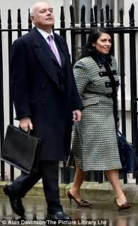 MP Priti Patel born to immigrant newsagent supported ...