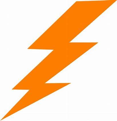 Lightning Bolt Clip Clker Clipart Hi