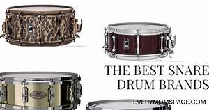 The, Best, Snare, Drum, Brands