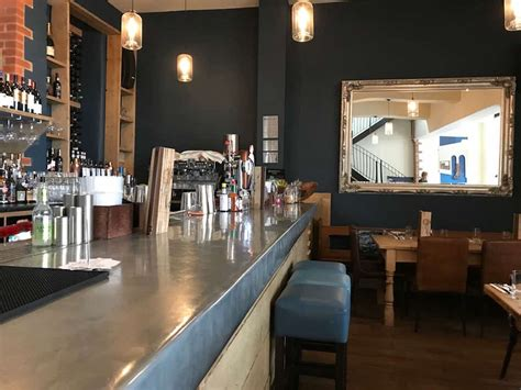 Review Of The Garage Restaurant And Bar In Buckingham
