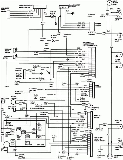 86 Ford F 150 Engine Wiring Diagram by 1989 Ford F 150 Steering Column Diagram Wiring