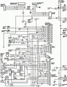 1989 Ford F 150 Steering Column Diagram