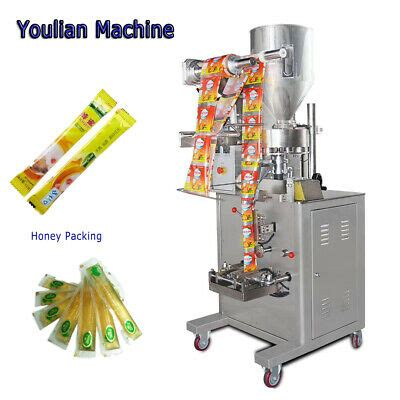 automatic honey sachet packing machine pastesauce shapoo  sides filler ce ebay