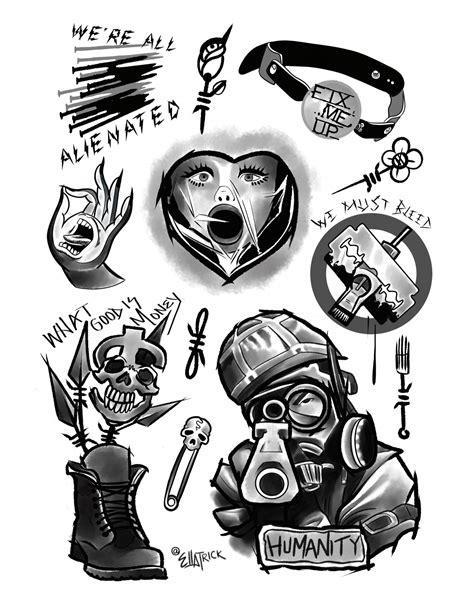 Tattoo Punks Volume 2 · Tattoo Punks · Online Store