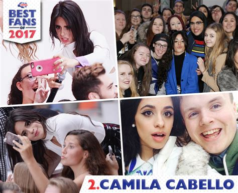 best fans 2017 2 camila cabello 39 s camilizers 8 284 638 votes capital