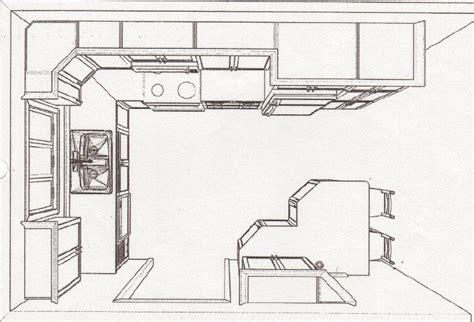 plan cuisine 6m2 davaus plan de cuisine en u gratuit avec des idées