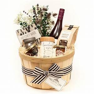 local goods basket housewarming gifts toronto and luxury With wedding gift for employee